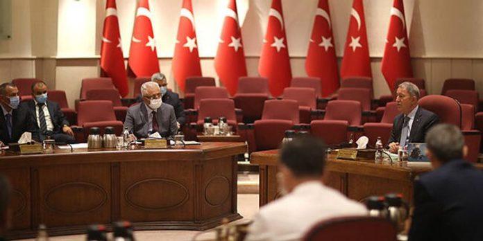 Azərbaycanın Müdafiə nazirinin müavini Türkiyə Milli Müdafiə naziri ilə görüşdü-VİDEO