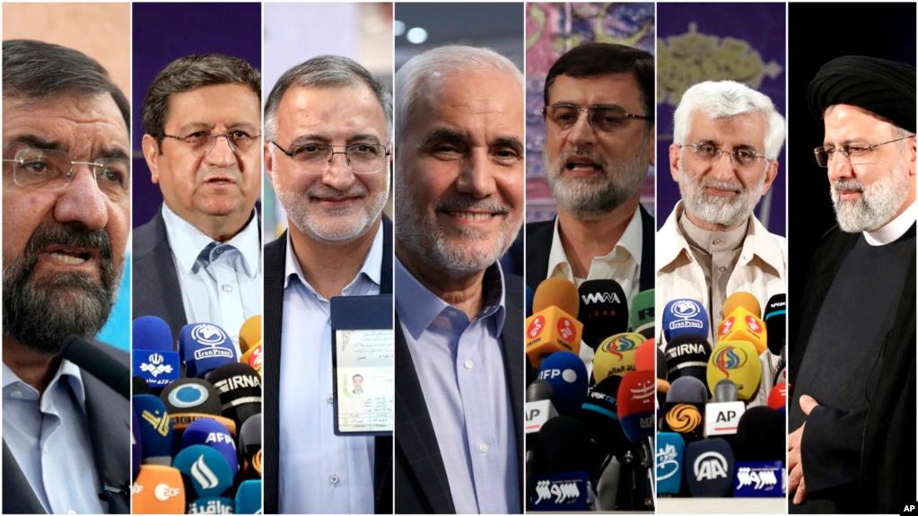 """İranda prezidentliyə namizədlərin ilk debatı keçirilib – """"Sizin  idarəçiliyiniz fəlakətli idi..."""""""
